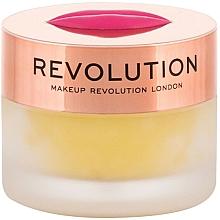 """Parfüm, Parfüméria, kozmetikum Ajakradír """"Ananászlé"""" - Makeup Revolution Lip Scrub Sugar Kiss Pineapple Crush"""