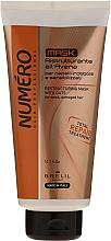 Parfüm, Parfüméria, kozmetikum Revitalizáló hajmaszk zab kivonattal - Brelil Numero Total Repair Mask