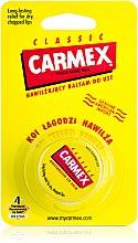 "Parfüm, Parfüméria, kozmetikum Ajakbalzsam ""Gyorssegély ajakra"" tégelyes - Carmex Lip Balm Original"