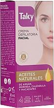 Parfüm, Parfüméria, kozmetikum Szőrteleítő arckrém - Taky Expert Face Hair Removal Cream
