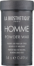 Parfüm, Parfüméria, kozmetikum Púder-wax hajra - La Biosthetique Homme Powder Wax