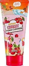 "Parfüm, Parfüméria, kozmetikum Mosakodó hab ""Meggyes naplemente"" - Esfolio Sunset Cherry Foam Cleanser"