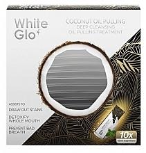 Parfüm, Parfüméria, kozmetikum Szájüreg higiéniai szer - White Glo Coconut Oil Pulling