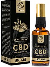 Parfüm, Parfüméria, kozmetikum Természetes jojoba olaj CBD 500mg - Dr. T&J Bio Oil