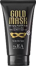 Parfüm, Parfüméria, kozmetikum Arcmaszk - Dr.EA Gold Mask
