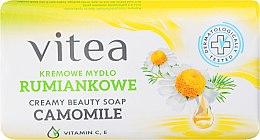 Parfüm, Parfüméria, kozmetikum Kamillás krémszappan - Vitea Cream Soap