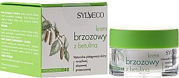 Parfüm, Parfüméria, kozmetikum Nyírfa krém betulinnal - Sylveco Hypoallergic Birch Day And Night Cream