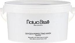 Parfüm, Parfüméria, kozmetikum Tápláló és detoxikáló maszk testre - Natura Bisse Oxygen Perfecting Mask Soufle
