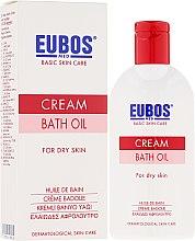 Parfüm, Parfüméria, kozmetikum Fürdőolaj száraz bőrre - Eubos Med Basic Skin Care Cream Bath Oil For Dry Skin
