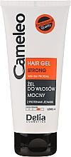 Parfüm, Parfüméria, kozmetikum Hajformázó gél erős fixálás - Delia Cosmetics Cameleo Hair Gel Strong