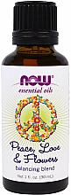 """Parfüm, Parfüméria, kozmetikum Illóolaj """"Peace-Love & Flowers Balancing Blend"""" - Now Foods Essential Oils Peace-Love & Flowers Balancing Blend"""