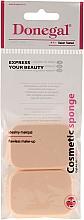 Parfüm, Parfüméria, kozmetikum Sminkszivacs, rózaszín, 2db. 1077 - Donegal Sponge Make-Up