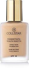 Parfüm, Parfüméria, kozmetikum Alapozó - Collistar Perfect Wear Foundation SPF 10