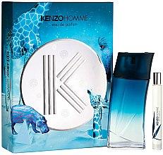 Parfüm, Parfüméria, kozmetikum Kenzo Homme - Szett (edp/100ml + edp/15ml)