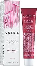 Parfüm, Parfüméria, kozmetikum Hajfesték - utrin Aurora Permanent Hair Color (4.7 -Fekete kávé)