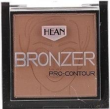 Parfüm, Parfüméria, kozmetikum Bronzosító arcra - Hean Pro-contour Bronzer