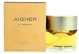 Parfüm, Parfüméria, kozmetikum Aigner In Leather Woman - Eau De Toilette