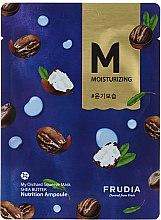 Parfüm, Parfüméria, kozmetikum Helyreállító szövetmaszk shea vajjal - Fruida My Orchard Squeeze Mask Shea Butter