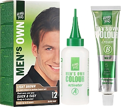 Parfüm, Parfüméria, kozmetikum Hajfesték férfiaknak - Henna Plus Men Own Hair Colouring
