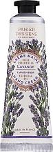 Parfüm, Parfüméria, kozmetikum Kézkrém - Panier Des Sens Hand Cream Lavanda