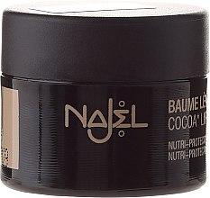 Parfüm, Parfüméria, kozmetikum Kakaóvajas ajakbalzsam - Najel Cocoa Lip Balm