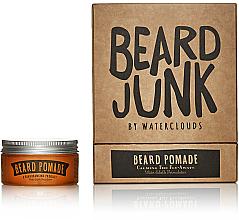 Parfüm, Parfüméria, kozmetikum Szakáll pomádé - Waterclouds Beard Junk Beard Pomade