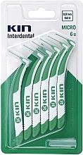 Parfüm, Parfüméria, kozmetikum Fogköztisztító kefe 09 mm - Kin Micro ISO 2