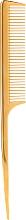 Parfüm, Parfüméria, kozmetikum Professzionális fésű, arany - Balmain Paris Hair Couture Golden Tail Comb