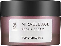 Parfüm, Parfüméria, kozmetikum Bőrvilágosító és regeneráló arckrém - Thank You Farmer Miracle Age Cream