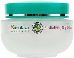 Parfüm, Parfüméria, kozmetikum Regeneráló éjszakai krém - Himalaya Herbals Revitalizing Night Cream
