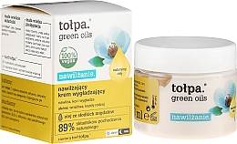 Parfüm, Parfüméria, kozmetikum Hidratáló arckrém - Tolpa Green Oils Moisturizing Cream
