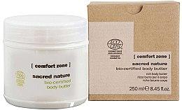 Parfüm, Parfüméria, kozmetikum Tápláló krém olaj - Comfort Zone Sacred Nature Bio-Certified Body Butter