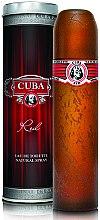 Parfüm, Parfüméria, kozmetikum Cuba Red - Eau De Toilette