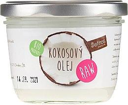 Parfüm, Parfüméria, kozmetikum Természetes kókusz olaj - Sefiros Organic Raw Coconut Oil