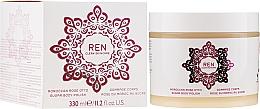 Parfüm, Parfüméria, kozmetikum Testradír - Ren Moroccan Rose Otto Sugar Body Polish