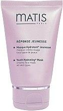 Parfüm, Parfüméria, kozmetikum Hidratáló maszk - Matis Reponse Jeunesse Youth Hydrating Mask