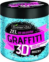 Parfüm, Parfüméria, kozmetikum Hajformázó zselé - Bielenda GRAFFITI 3D Strong Stayling Hair Gel