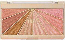 Parfüm, Parfüméria, kozmetikum Shimmer paletta - Milani Luminoso Glow Shimmering Face Palette