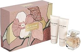 Parfüm, Parfüméria, kozmetikum Elie Saab Le Parfum Essentiel - Szett (edp/50ml + b/lot/75ml + sh/gel/75ml)