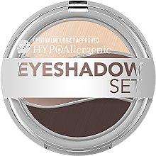 Parfüm, Parfüméria, kozmetikum Szemhéjfesték szett - Bell Hypo Allergenic Eyeshadow Set