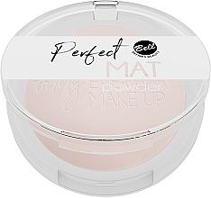 Parfüm, Parfüméria, kozmetikum Matt arcpúder - Bell Perfect Mat Powder
