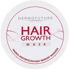 Parfüm, Parfüméria, kozmetikum Hajnövesztő maszk - DermoFuture Hair Growth Mask