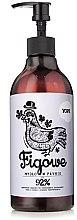 Parfüm, Parfüméria, kozmetikum Folyékony szappan - Yope Fig Tree Natural Liquid Soap