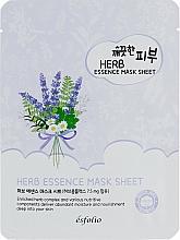 Parfüm, Parfüméria, kozmetikum Szövetmaszk gyógynövények kivonatával - Esfolio Pure Skin Essence Herb Mask Sheet