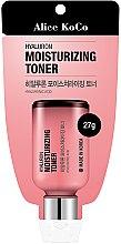 Parfüm, Parfüméria, kozmetikum Hidratáló arctonik hiauloronsavval - Alice Koco Hyaluron Moisturising Toner