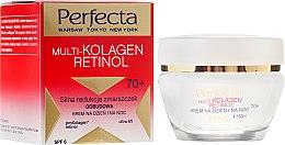 Parfüm, Parfüméria, kozmetikum Arckrém - Dax Cosmetics Perfecta Multi-Collagen Retinol Face Cream 70+