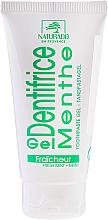 """Parfüm, Parfüméria, kozmetikum Fogkrém """"Menta és xilit"""" - Naturado Gel Dentifrice Bio Toothpaste Mint"""