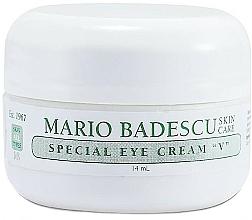 Parfüm, Parfüméria, kozmetikum Speciális krém a szem körüli bőrre - Mario Badescu Special Eye Cream V