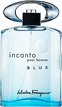 Parfüm, Parfüméria, kozmetikum Salvatore Ferragamo Incanto Blue Pour Homme - Eau De Toilette