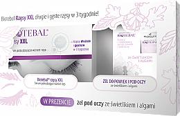 Parfüm, Parfüméria, kozmetikum Szett - Biotebal (serum/3ml + gel/15ml)